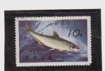 Sellos del Mundo : Asia : Corea_del_norte : Fauna acuatica