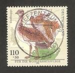 Sellos de Europa - Alemania -  aves en peligro de extinción