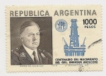 Sellos del Mundo : America : Argentina :  Centenario del Nacimiento del Gral. Enrique Mosconi