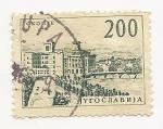 Sellos de Europa - Yugoslavia -  Engineerig & Architecture