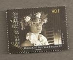 Sellos del Mundo : Oceania : Polynesia : Mujeres de Polinesia