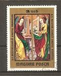 Sellos de Europa - Hungría -  Milenario de la villa de Estergom.