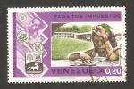 Sellos de America - Venezuela -  paga tus impuestos, mas escuelas