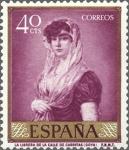 Sellos de Europa - España -  GOYA