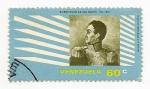 Sellos de America - Venezuela -  General San Martín