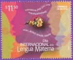 Sellos del Mundo : America : México : Dia Internacional de la Lengua Materna