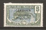 Sellos de Africa - Camerún -  Camerun - Mandato Frances.