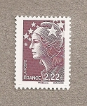 Sellos de Europa - Francia -  Mariana