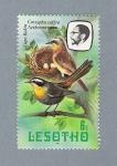 Sellos del Mundo : Africa : Lesotho : Pájaros