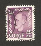 Sellos de Europa - Noruega -  haakon VII