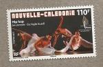 Sellos del Mundo : Oceania : Nueva_Caledonia : Baile hip hop