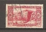 Sellos del Mundo : Africa : Argelia : Centenario de la toma de Constantine.