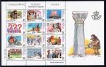 Sellos del Mundo : Europa : España : Edifil  MP. 73  Correspondencia Epistolar Escolar