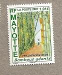 Sellos del Mundo : Africa : Mayotte : Bambús gigantes