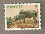 Sellos del Mundo : Africa : Mayotte : Cebú