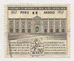 Sellos de America - Perú -  I Centenario del Nacimiento deDaniel Alcides Carrión García