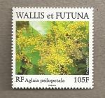 Sellos del Mundo : Oceania : Wallis_y_Futuna : Aglaia psilopetala