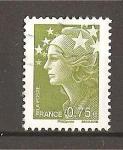 Sellos de Europa - Francia -  Marianne.