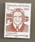 Sellos del Mundo : Oceania : Wallis_y_Futuna : Rey Lavelua