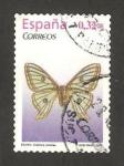 sello : Europa : España : 4464 - fauna, mariposa