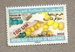 Sellos del Mundo : Africa : Mauritania : Adornos de Mauritania