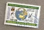 Sellos del Mundo : Africa : Mauritania : Cumbre sociedad información