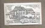 Sellos del Mundo : America : San_Pierre_&_Miquelon : La granja Delamaire