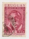 Sellos de America - Uruguay -  Centenario del Nacimiento de DonJosé Batlle y Ordoñez