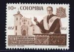 Sellos del Mundo : America : Colombia : Monseñor Carrasquilla