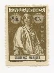 Sellos de Europa - Portugal -  Lourenco Marques