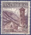 Sellos del Mundo : Europa : Andorra : ANDORRA Santa Coloma 2