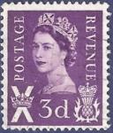 Sellos del Mundo : Europa : Reino_Unido : UK Postage Revenue X 3d