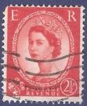 Sellos del Mundo : Europa : Reino_Unido : UK Postage Revenue ER 2,50