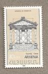 Sellos del Mundo : Asia : Armenia : Templo de Garni