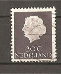 Sellos de Europa - Holanda -  5 cts/€