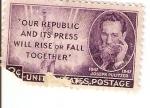 Sellos del Mundo : Europa : Estados_Unidos :  united states postage