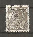 Sellos de Europa - Dinamarca -  Serie Basica.