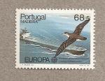 Sellos de Europa - Portugal -  Madeira. Protección medioambiente