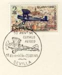 Sellos de Europa - España -  50 Aniversario Correo Aereo