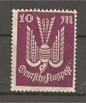 Sellos de Europa - Alemania -  Formato Grande 22x28.(unicolores).