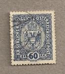 Sellos de Europa - Austria -  Escudo