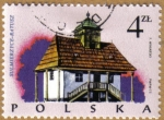 Sellos del Mundo : Europa : Polonia : Casa Tipicas SULMIERZYCE-RATUSZ