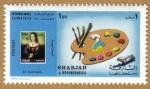 Sellos de Asia - Emiratos Árabes Unidos -  SHARJAH - Eventos 1970