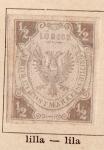 Sellos del Mundo : Europa : Alemania : Escudo ed 1859