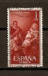 Sellos del Mundo : Europa : España :  Navidad.
