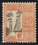 Sellos del Mundo : Europa : Guadeloupe : Isla Guadalupe-Colonia Francesa
