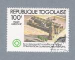 Sellos de Africa - Togo -  Convención del Patrimonio Mundial