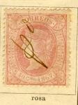Sellos del Mundo : Europa : España : Antillas Españolas Ed 1867