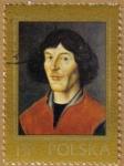 Sellos del Mundo : Europa : Polonia : Nicolas Copernico 1473-1973