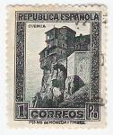 Sellos del Mundo : Europa : España :  Vistas de Cuenca. - Edifil 673